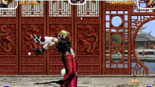 Bug de Rugal vs Yashiro 99 HITS INFINITO (TECLADO)