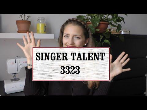 recensione SINGER TALENT 3323 - SINGER TALENT 3323 review