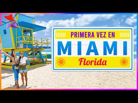 Explorando Miami 2021 👀🌴 ¿Qué hacer por aquí?¿Cómo está todo?🤔 | MPV en USA 2021