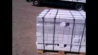 Кирпич силикатный Еврострой 2000.3gp(Кирпич силикатный с доставкой от производителя www.evrostroi.com.ua., 2012-08-30T10:13:57.000Z)