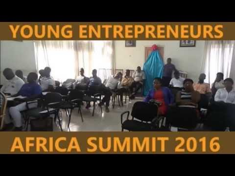Young Entrepreneurs Africa Summit (2016)