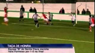Santa Clara B 1-0 Vale Formoso
