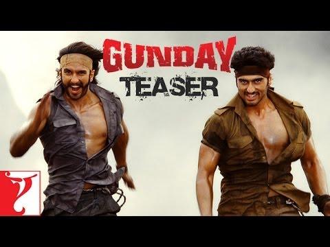 Gunday   Official Teaser   Ranveer Singh   Arjun Kapoor   Priyanka Chopra   Irrfan Khan