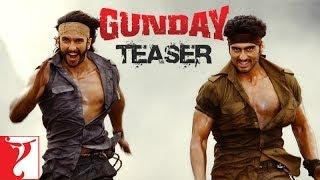 Gunday - Teaser - Ranveer Singh | Arjun Kapoor | Priyanka Chopra | Irrfan Khan