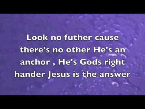 The Answer By: Josh Turner