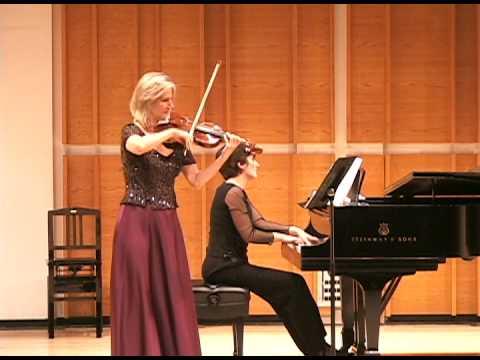 Debussy Sonata in G minor  2 m