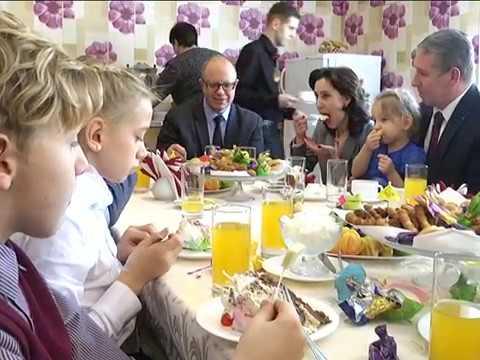 2018-01-18 г. Брест. Открытие 5 Дома семейного типа. Новости на Буг-ТВ. #бугтв