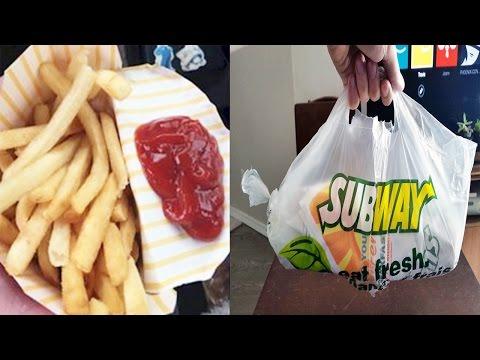 10 Fast Food