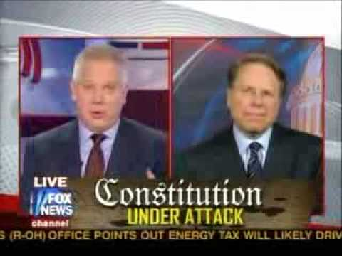 FOX News Glenn Beck Wayne LaPierre 2nd Amendment