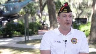 Support Our Troops presents Soldier Stories - Ryan - Hillsborough County Veterans Day 2015