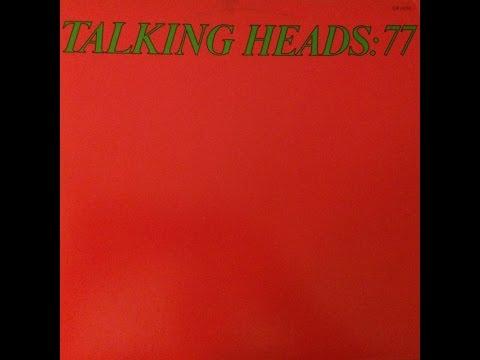 Talking Heads- Talking Heads:  77 (full album)  (VINYL)