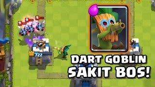 Dart Goblin Sakit Bos! - Clash Royale (Indonesia)