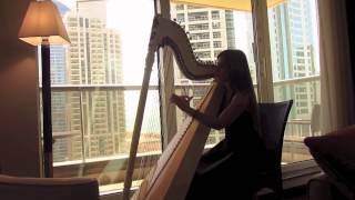 Skyfall on Harp