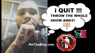 Ryan Quits Black Ink Chicago & Can't Fire Anybody at 9 Mag 😲🍵