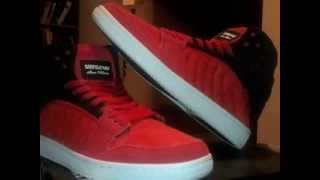 supra s1w red black