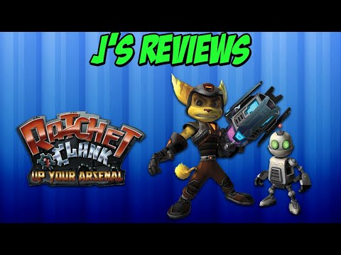 Ratchet & Clank 3 Up Your Arsenal Review