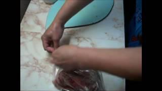 Щековина свиная(Вкусный и простой рецепт приготовления свиной щековины в рукаве. Подробнее http://elenka2012.com/recepti/shhekovina-svinaya.html..., 2012-06-02T21:12:56.000Z)