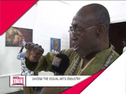 Saving the Visual Art Industry - Let's Talk Entertainment (27-10-14)