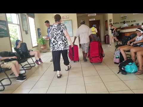 Airport in Belize