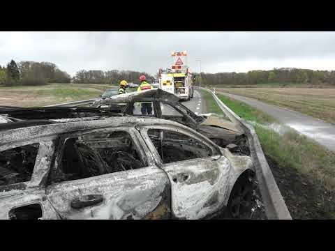 V4N 2018 04 27 Trafikolycka Torsebro