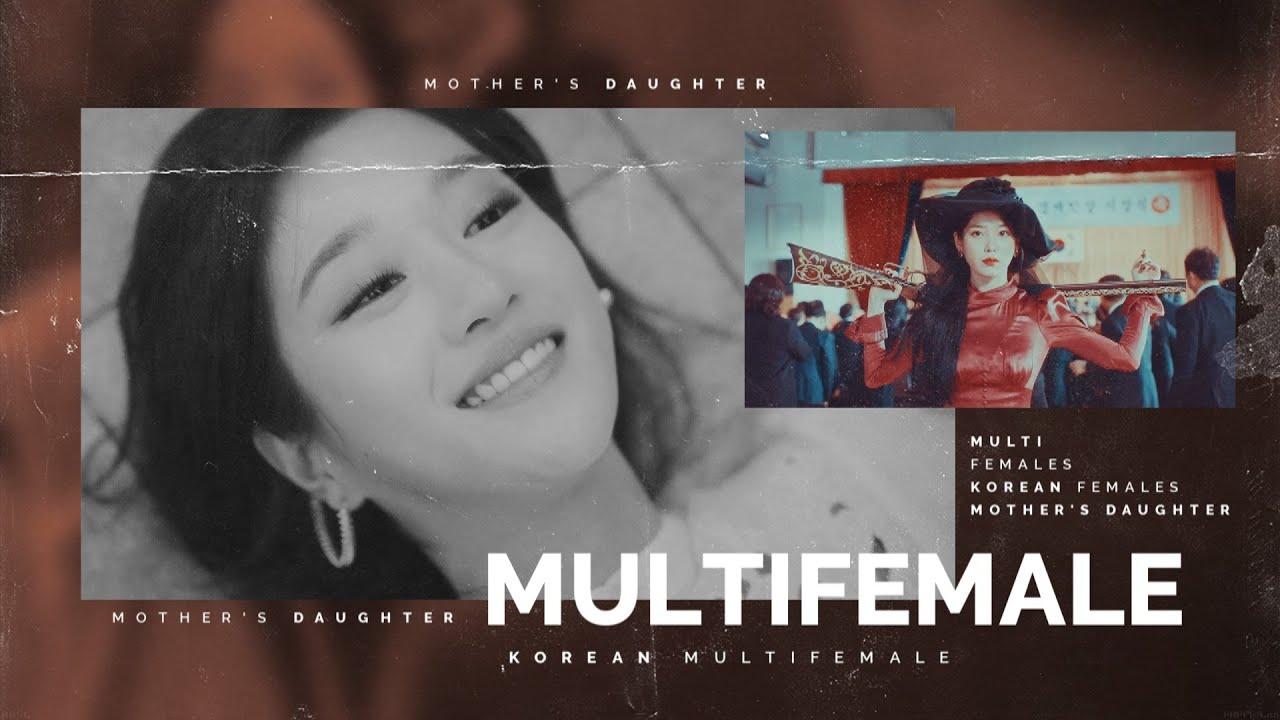Korean Multifemale » Mother's Daughter [29K]