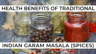 Episode 480 - Health Benefits of the Simple Indian Garam Masala