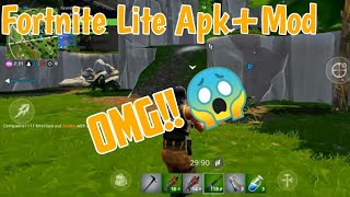 Fortnite Lite Android Game || Apk+Obb+Mod || Download Easily For Your Android Device || Install Now