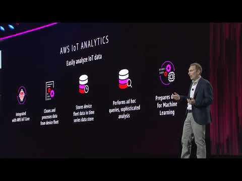 AWS re:Invent 2017 - AGT Uses Amazon Kinesis for IoT Analytics