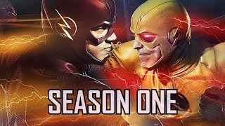 The Flash Season 1 Complete Recap