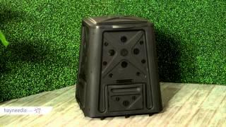 Redmon Green Culture 65 Gallon Compost Bin - Product Review Video