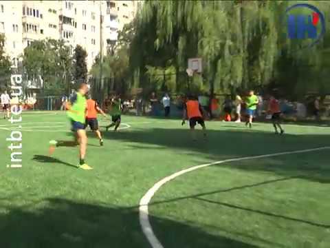 Телеканал ІНТБ: Жителі Київської у Тернополі дочекались нового майданчика