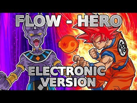 DRAGON BALL Z - HERO Song Of Hope (Battle Of Gods) [Styzmask Remix V1]