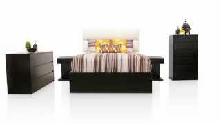 Channel-tufted Bacarra Bed