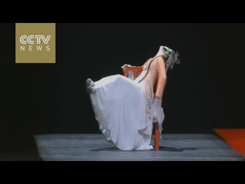 Dance performance dedicated to Mei Lang staged in Beijing