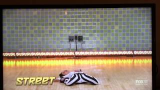 JESSICA JJ RABONE - SYTYCD season 12 - So You Think You Can Dance 2015