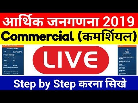 How To Do A Commercial CSC Economic Survey | Arthik Janganana 2019 Kaise Kare | Economic Survey 2020