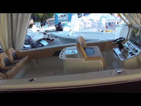 "Black Water 36 Sport Model Fish Boat ""New Design"" @ Boats Direct Usa"