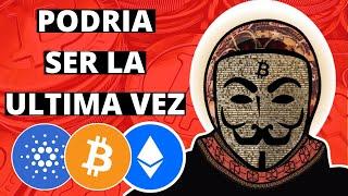 ✅Noticias Criptomonedas😭CARDANO FALSAS PREDICCIONES? | Bitcoin | Ethereum | Solana | Polkadot