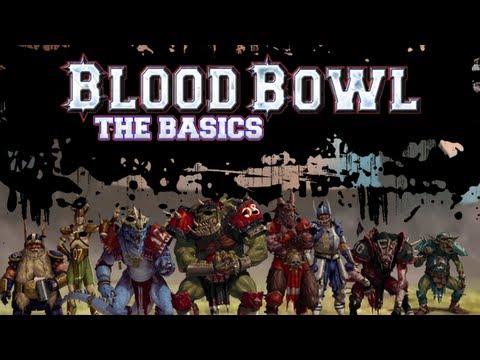 The Basics of Blood Bowl