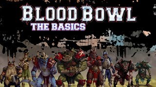 The Basics of Blood Bowl