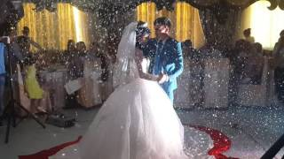 Свадьба Сагдата и Маржан