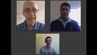 What's On Your Mind? #WOYM Ep7 David Perlin & Raj Malhotra