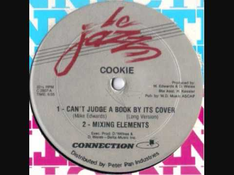 Boogie Down  Cookie  Cant Judge a Book  its