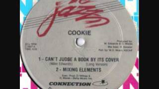 Boogie Down - Cookie - Can