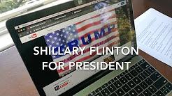 Shillary Flinton for President