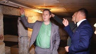Капремонт старейшего кирпичного жилого дома в Заречье