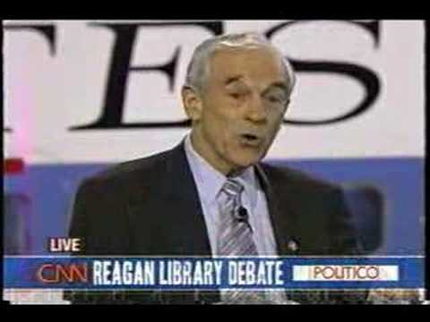 Ron Paul's best You Tube