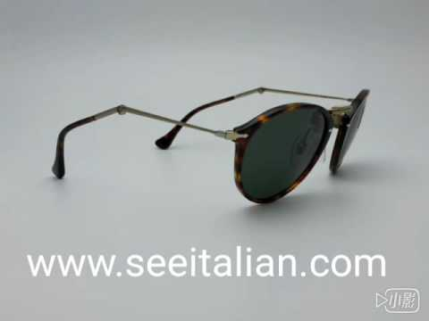 81afb4b0e6 PERSOL PO3075S 24 31 - YouTube