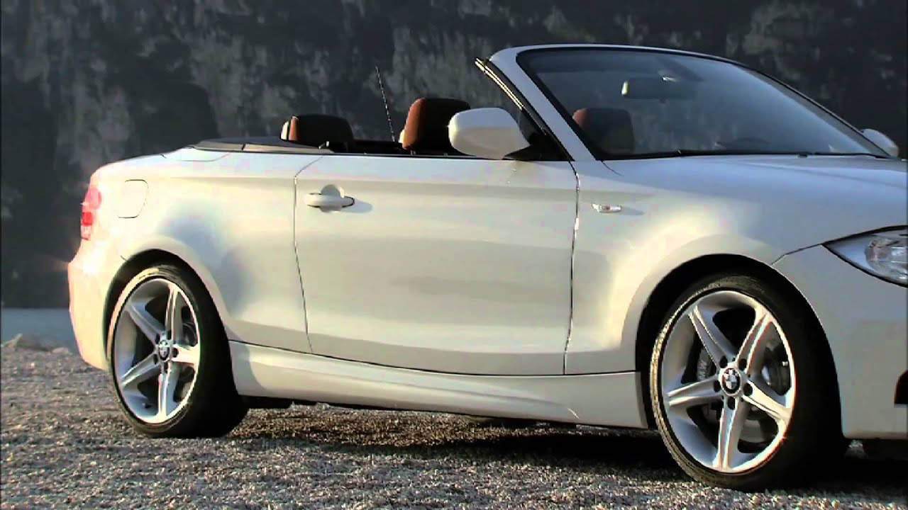 Redesigned BMW I Convertible Exterior Interior Design - Bmw 135is convertible