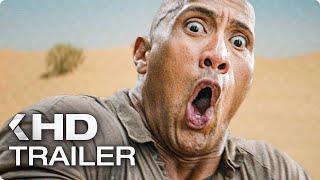 JUMANJI: The Next Level Trailer 2 German Deutsch (2019)